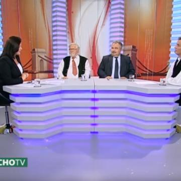 Az Echo Tv vendége volt Baracskay Lajos, Ferencz Attila, valamint Dr. Nagy István Parlamenti Államti