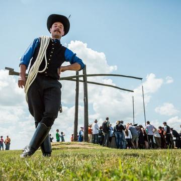 XVII. Országos Gulyásverseny és Pásztortalálkozó - 2013