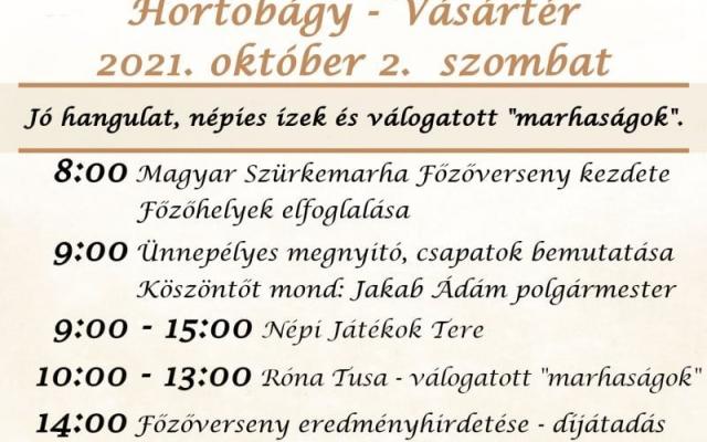 Magyar Szürke-Barátok Találkozója 2021