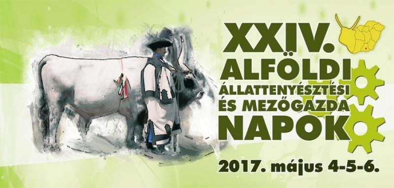 XXIV. Alföldi Állattenyésztési és Mezőgazda Napok