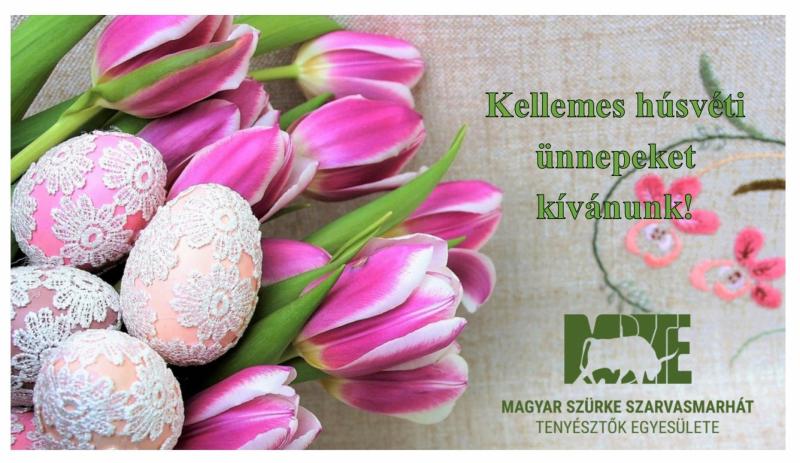 Tisztelt Tenyésztők!Kellemes húsvéti ünnepeket kívánunk!